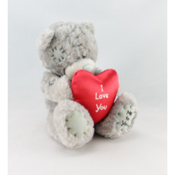 Doudou ours gris ME TO YOU