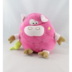 Doudou cochon rose LIBOO