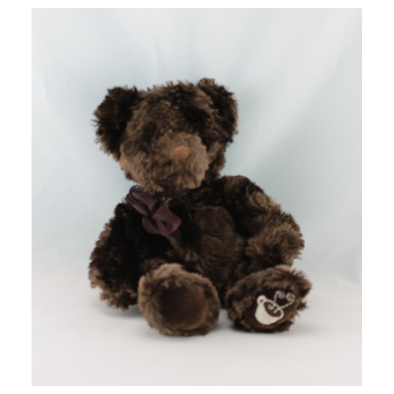 Doudou ours rouge SEPHORA RUSS