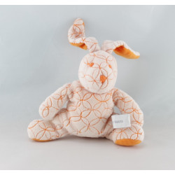 Doudou ours rouge Bear HAPPY HORSE