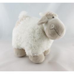 Doudou mouton blanc beige ANNA CLUB PLUSH