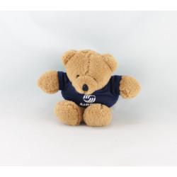 Doudou ours  bleu marine AJENA