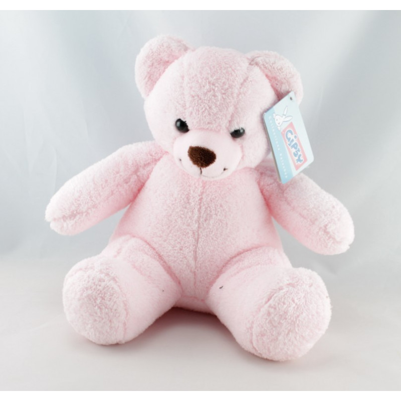 Doudou ours Baby Bear rose GIPSY