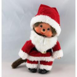 Peluche Singe Kiki AJENA Pére Noël