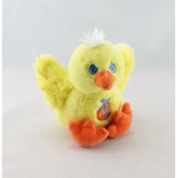 Doudou poule qui caquette GIPSY 18 cm