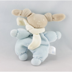 mini Doudou lapin Patachou bleu Corolle