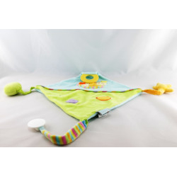 Doudou tortue multicolore MY BABY SWEET