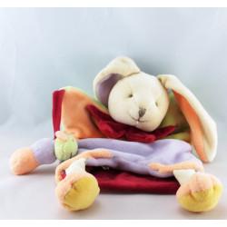 Doudou et Compagnie marionnette lapin seraphin