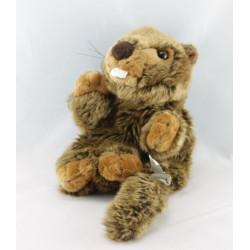 Doudou écureuil marron YVES ROCHER