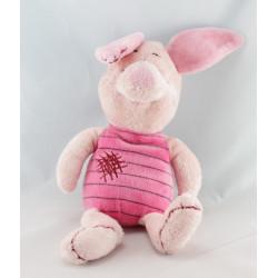 Doudou cochon Porcinet bouquet de roses DISNEY NICOTOY