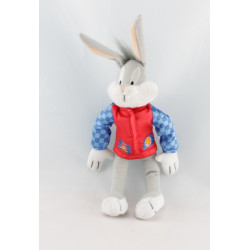 Peluche lapin Bug Bunny LOONEY TUNES