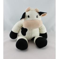 Doudou vache blanche noir GIPSY