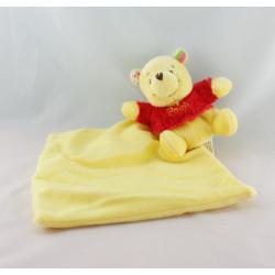 Doudou plat Winnie l'ourson DISNEY BABY