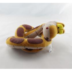 Peluche serpent KAA le livre de la jungle DISNEY