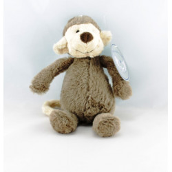 Doudou lapin rose bB CENTRAL VET