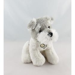 Doudou chien blanc qui aboie GIPSY