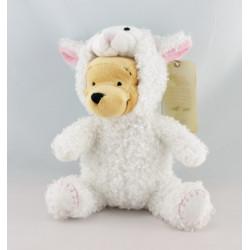 Doudou Winnie l'ourson déguisé en marié Collection DISNEY STORE