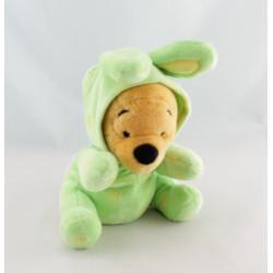Doudou Winnie l'ourson déguisé en canard pâques Collection DISNEY STORE
