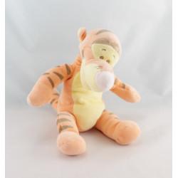 Doudou Tigrou orange clair DISNEY BABY