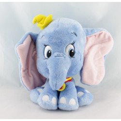 Doudou éléphant bleu Dumbo NICOTOY