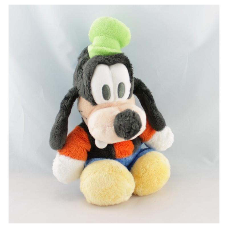 Doudou Dingo Goofy l'ami de mickey DISNEY NICOTOY