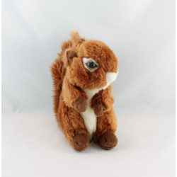 Peluche tortue marron WWF ANNA CLUB PLUSH