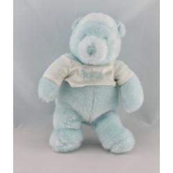 Doudou winnie l'ourson pyjama bleu DISNEY NICOTOY