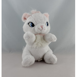 Peluche chat blanc Marie Les Aristochats DISNEY NICOTOY