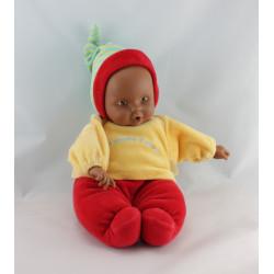 Doudou bébé poupée Baby Pouce rouge COROLLE 2002