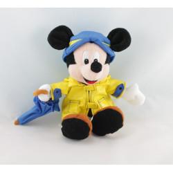Doudou mickey ciret jaune parapluie DISNEYLAND