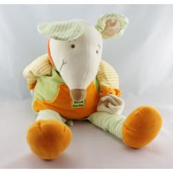 Doudou et compagnie range pyjama Milie la souris verte