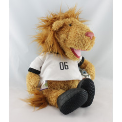 Peluche lion Fifa World Cup Germany 2006 NICI