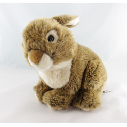 Peluche lapin marron ANNA CLUB PLUSH
