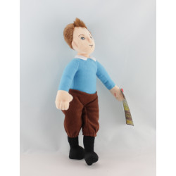 Peluche Tintin Paramount Pictures 2011