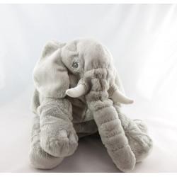 Doudou éléphant gris IKEA