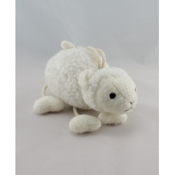 Doudou mouton blanc SERGENT MAJOR