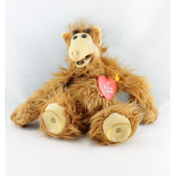 Ancienne Peluche Extra-terrestre ALF BULLY  I love you