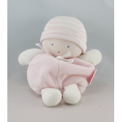 Doudou lutin bébé rose BABI COROLLE