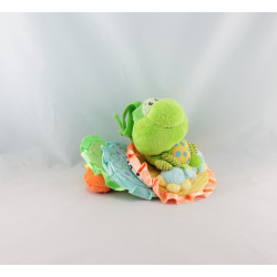 Doudou musical grenouille poisson PLAYGRO