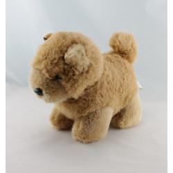 Peluche chien beige COMPAGNIE OLIVIER