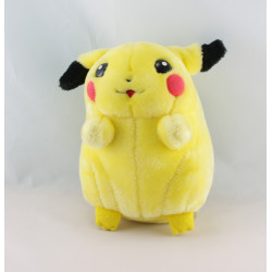 Peluche parlante Pikachu le Pokemon de Sacha NINTENDO 1999