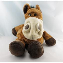Peluche marionnnette cheval GIPSY