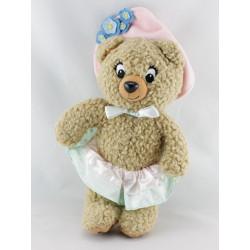 Peluche ours Mirou OUI-OUI Le pays des jouets TOMY