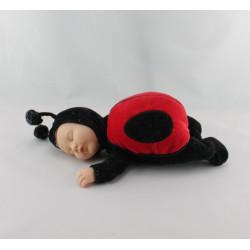 Poupée bébé coccinelle ANNE GEDDES 23 cm