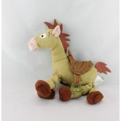 Doudou peluche cheval Pil Poil Toys story 2 DISNEY