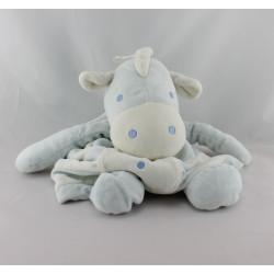 Doudou range pyjama ane cheval bleu SUCRE D'ORGE