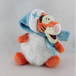Peluche Tigrou Noël boule de neige Collection Disney