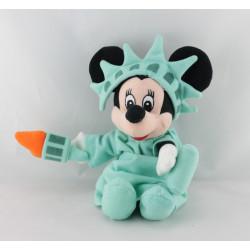 Peluche Minnie Statue de la Liberté DISNEY