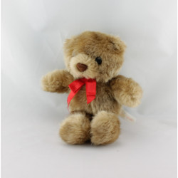 Doudou ours marron SERGENT MAJOR
