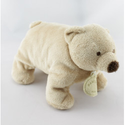Doudou Ours beige BABY NAT